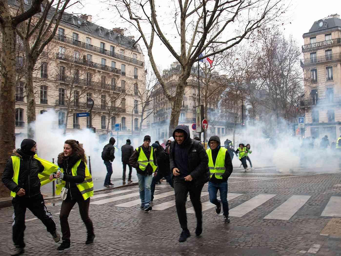 Immagine articolo: Perché i gilet gialli protestano? Ecco perché