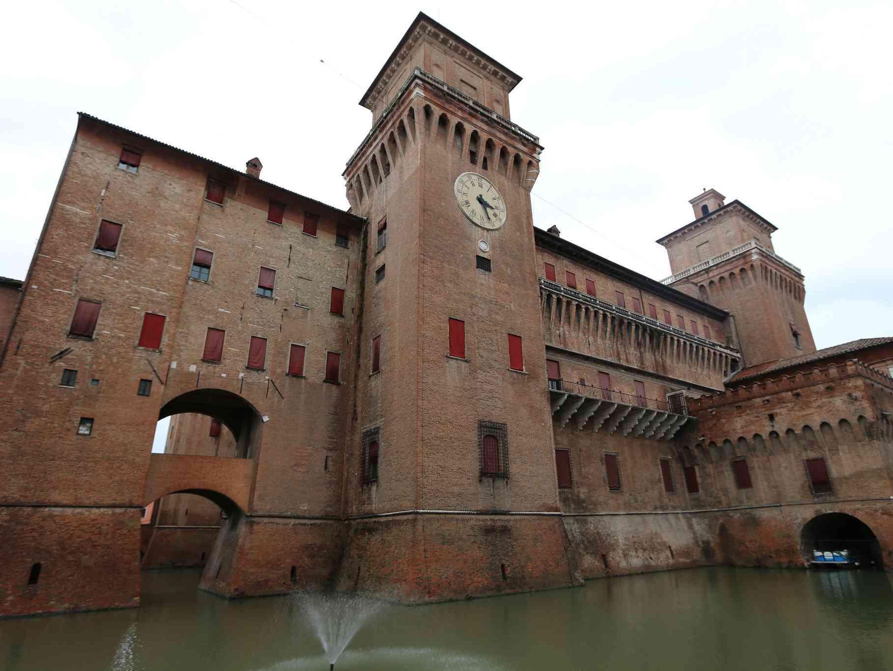 Castello Estense Ferrara - Foto: Juan Antonio Segal /Flickr